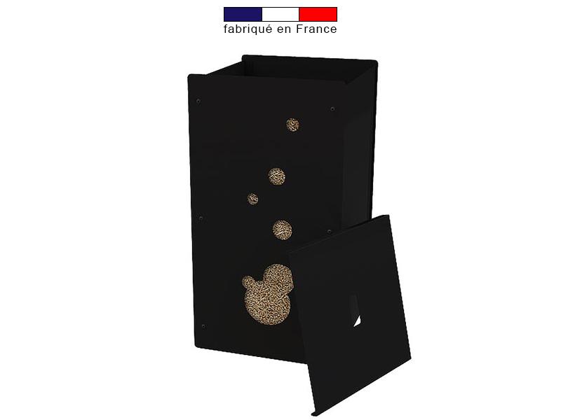 Stocker Des Granules De Bois A L Interieur Vente Et Livraison De Pellets Pas Chers En Isere Granules Au Poele
