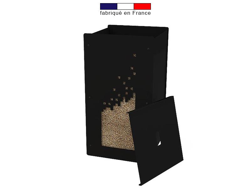 Acheter Un Meuble Pour Le Rangement Et Le Stockage De Granules De Bois Et Pellets A Vienne Dans L Isere 38 Granules Au Poele